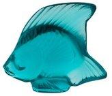Lalique Crystal Fish Figurine