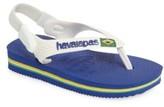 Havaianas Toddler 'Baby Brazil' Sandal