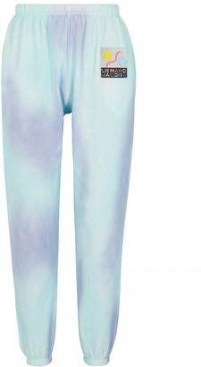 Marc Jacobs Tie-dyed Cotton Sweatpants