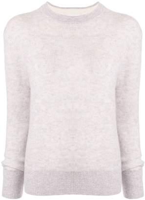CK Calvin Klein crew-neck knit sweater