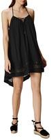 Karen Millen Lace-Up High/Low Dress