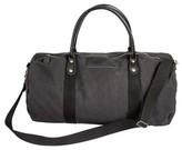 Cathy's Concepts Monogram Duffel Bag - Black