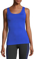 Monreal London Victory Scoop-Neck Fitted Performance Tank