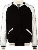 Laneus dragon bomber jacket