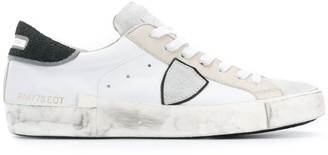 Philippe Model Paris lace up sneakers