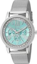 XOXO Women's Quartz Metal and Alloy Watch, Color:Silver-Toned (Model: XO5899)