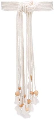 Philosophy di Lorenzo Serafini String Tie Belt