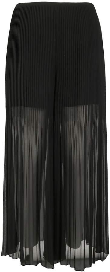 Armani Collezioni Pleated Trousers