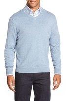 Nordstrom V-Neck Sweater (Big)