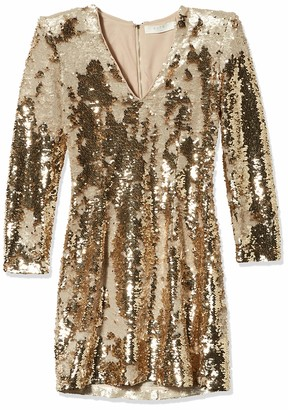 ASTR the Label Women's Blithe Sequin Dress