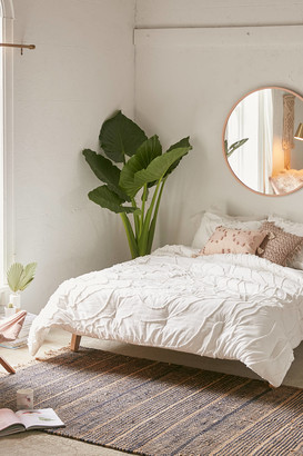Urban Outfitters Margot Tufted Floral Comforter Snooze Set
