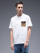 Whiz Leopard Pocket S/S T-Shirt