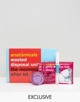 Anatomicals ASOS Exclusive The Morning After Kit