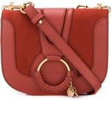 See by Chloe Hana logo charm crossbody bag