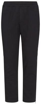 Alexander McQueen Zip-Detail Sweatpants