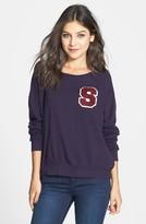 Project Social T 'Varsity' Sweatshirt (Juniors)