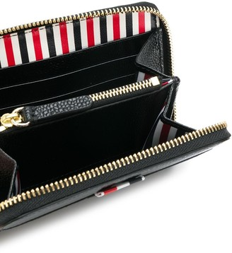 Thom Browne Small Zipped Purse
