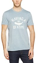 Fat Face Men's Whale of A Time Graphic T-Shirt