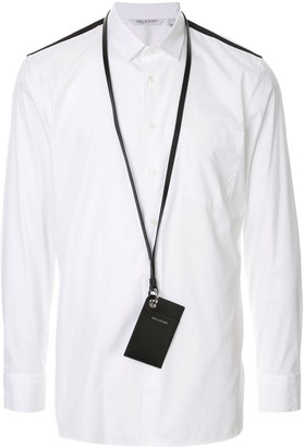 Neil Barrett Cardholder Travel Shirt