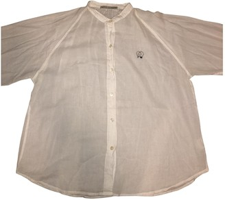 Queene and Belle White Cotton Top for Women