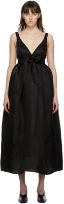 Brock Collection Black Rosella Dress