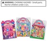 Melissa & Doug Kids' Puffy Sticker Princess, Mermaid & Fairy Gift Set