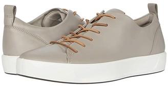 Ecco Soft 8 Dritantm Luxe (Moon Rock) Men's Shoes