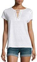 Generation Love Hugo Lace-Up T-Shirt