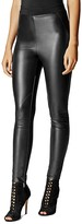 Karen Millen Faux Leather Leggings