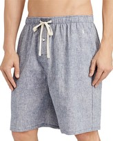 Polo Ralph Lauren Cotton Linen Pajama Shorts