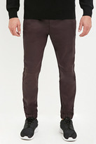 Forever 21 FOREVER 21+ Coated Chino Joggers