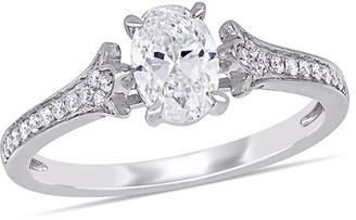 Diamond Select Cuts 14K White Gold 0.82 Ct. Tw. Diamond Ring