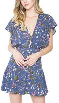 Sugar Lips Sugarlips Dayna Print Dress.
