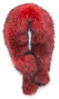 Andrew Marc Fox Fur Scarves