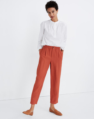 Madewell Drapey Track Trousers