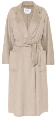 Max Mara Labbro cashmere wrap coat