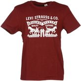 Levi's 501 Red Tab Cotton T-shirt