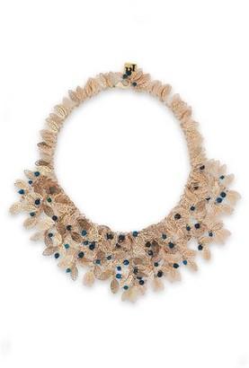 Rosantica Gold-tone Beaded Necklace