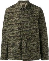 Carhartt camouflage jacket