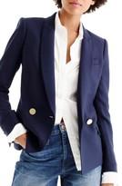 J.Crew Women's Dover Italian Wool Blazer