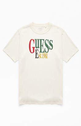 GUESS Stacked Logo T-Shirt