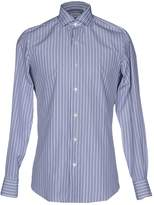 Finamore 1925 Shirts - Item 38661281