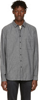 Tiger of Sweden Grey Mellow Shirt