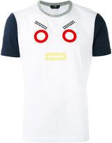 Fendi No Words T-shirt - men - Cotton - 52