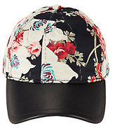 Rag & Bone Floral Printed Baseball Cap