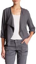 UNIONBAY Union Bay Adaline Linen Blend Jacket (Petite)