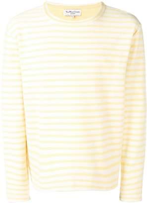 YMC horizontal stripe jumper