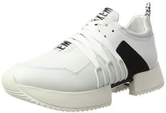 Bikkembergs Women Low Trainers White Size: