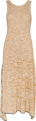 Joseph Darla ribbed-knit midi dress