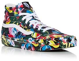 Kenzo x Vans Men's Floral High Top Sneakers
